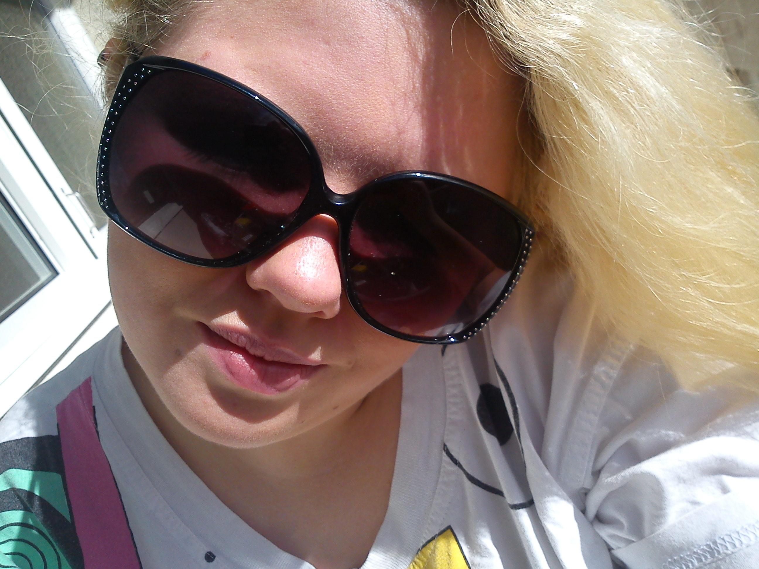 Docent Död - Solglasögon / Chick-E-Chack